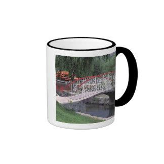 Pakistan, Skardu Region. Shangri La Lodge Coffee Mug