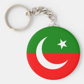Pakistan Tehreek E Insaf, Colombia flag Key Ring