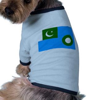Pakistani Air Force, Pakistan flag Pet Clothes