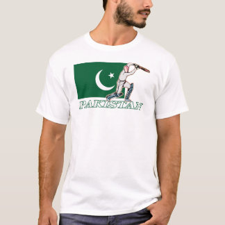 Pakistani Cricket Player T-Shirt