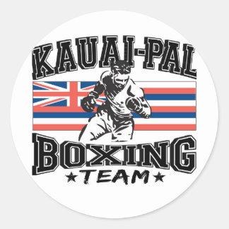 PAL_Flag Sticker