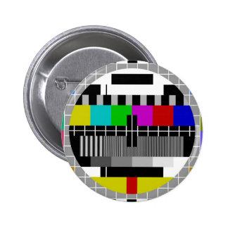PAL TV test signal Pins