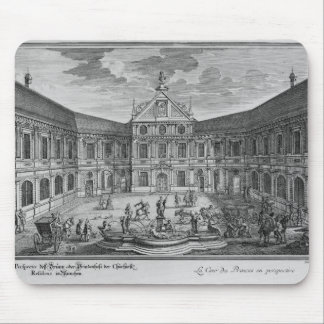 Palace at Munich, Germany Mouse Pad