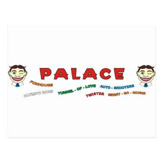 Palace Building Front Postcard