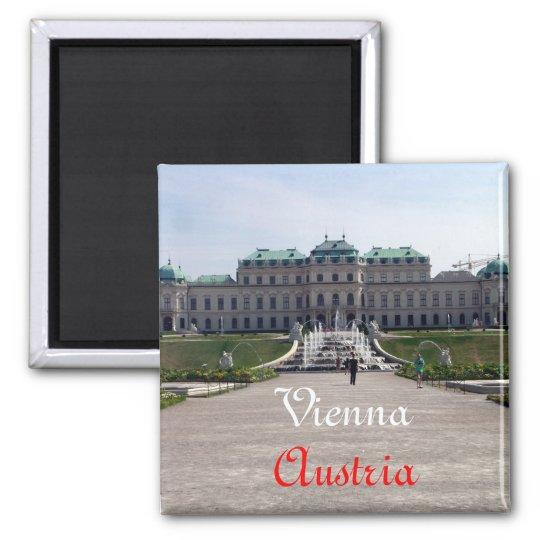 Palace in Vienna, Austria Magnet