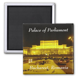 Palace of Parliament, Bucharest, Romania Magnet