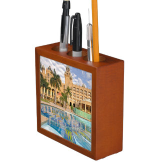 Palace Of The Lost City Hotel And Swimming Pool 2 Desk Organiser