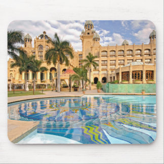 Palace Of The Lost City Hotel And Swimming Pool 2 Mouse Mat