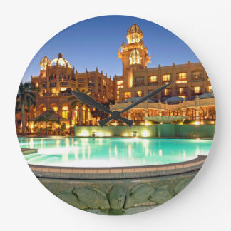 Palace Of The Lost City Hotel And Swimming Pool Wallclock