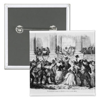 Palace of the Princes of Prussia in Berlin 15 Cm Square Badge