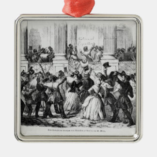 Palace of the Princes of Prussia in Berlin Christmas Ornament