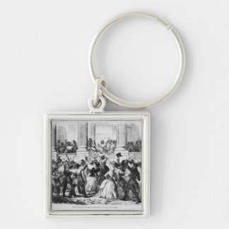 Palace of the Princes of Prussia in Berlin Key Ring