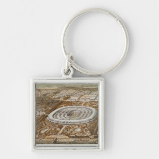 Palace of the Universal Exhibition Keychain