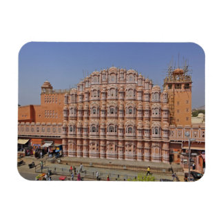 Palace of the Winds Hawa Mahal Jaipur India Vinyl Magnets