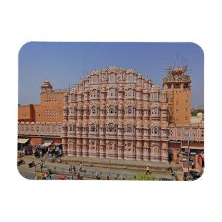 Palace of the Winds (Hawa Mahal), Jaipur, India, Rectangular Photo Magnet