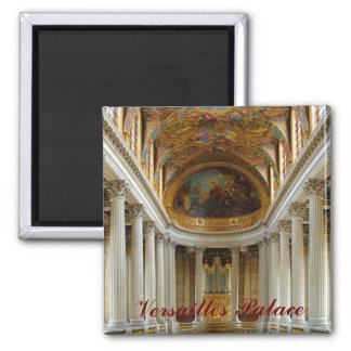 Palace of Versailles France Fridge Magnet