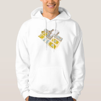 Palace of Versailles. France Hoodie