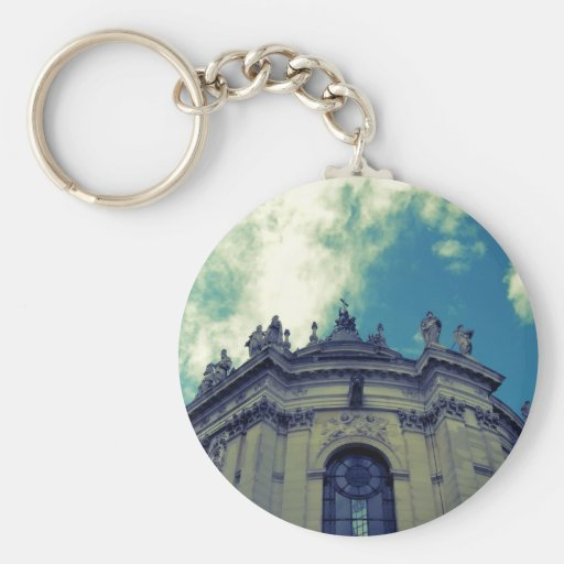 Palace of versailles France Keychains