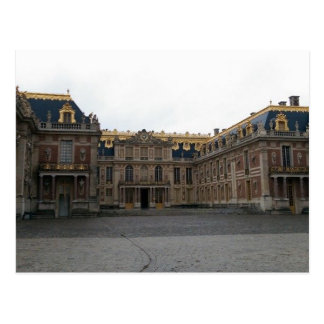 Palace of Versailles Post Card