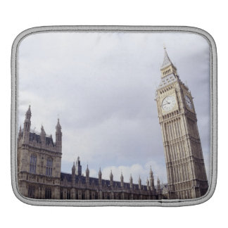Palace of Westminster and Big Ben iPad Sleeve