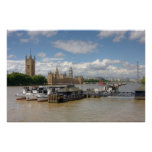 Palace of Westminster and Big Ben Posters