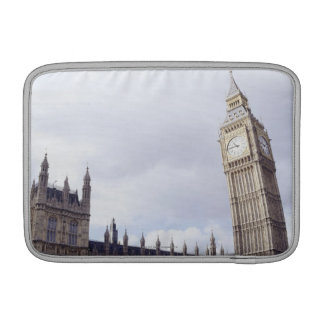 Palace of Westminster and Big Ben Sleeve For MacBook Air