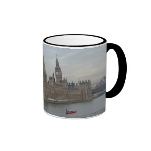 Palace Of Westminster Coffee Mugs