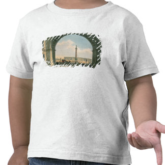 Palace Square, View from the Arch of the Army Tee Shirt