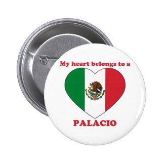 Palacio Pinback Button