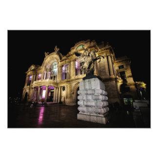 Palacio de Bellas Artes Photo