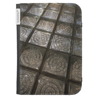 Palacio de Communicaciones, glass flooring Kindle Keyboard Cases
