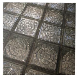 Palacio de Communicaciones, glass flooring Large Square Tile