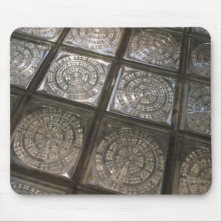 Palacio de Communicaciones, glass flooring Mouse Pad