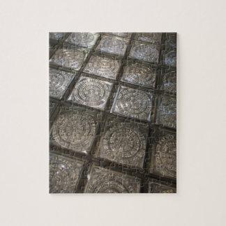 Palacio de Communicaciones, glass flooring Puzzle