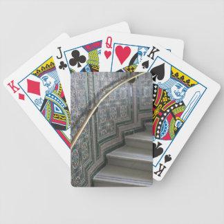 Palacio de Communicaciones, Moorish tiles Card Deck