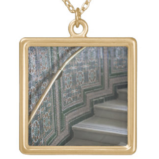 Palacio de Communicaciones, Moorish tiles Jewelry