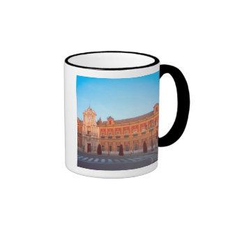 Palacio de Telmo in Seville Spain seat of Coffee Mug