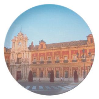 Palacio de Telmo in Seville, Spain seat of Plate