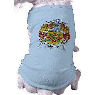 Palacio Family Crest Dog Clothes