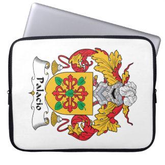 Palacio Family Crest Computer Sleeve
