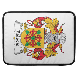 Palacio Family Crest Sleeve For MacBook Pro