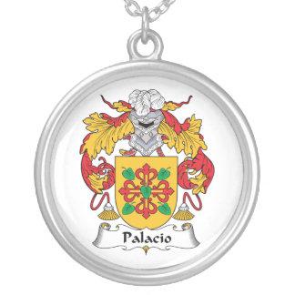Palacio Family Crest Necklace