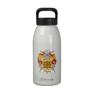 Palacio Family Crest Drinking Bottle