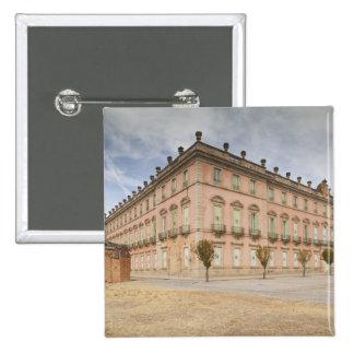 Palacio Real de Riofrio 15 Cm Square Badge