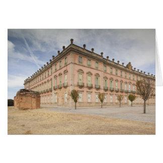 Palacio Real de Riofrio Greeting Card