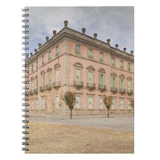 Palacio Real de Riofrio Notebooks