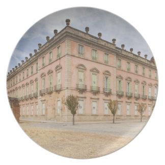 Palacio Real de Riofrio Plate