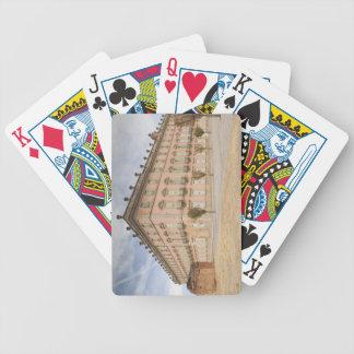 Palacio Real de Riofrio Poker Deck