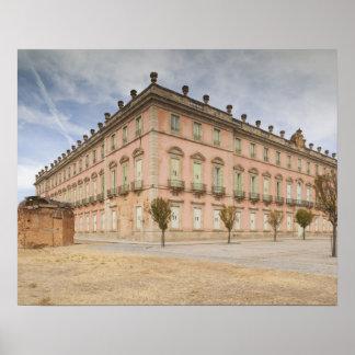 Palacio Real de Riofrio Poster