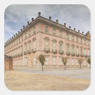Palacio Real de Riofrio Square Sticker